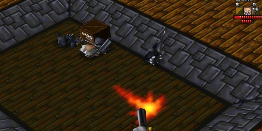 EGOBOO Free 3D Dungeon Crawling Action RPG Game1