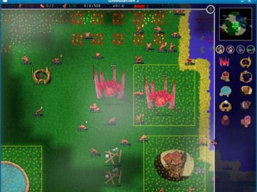 Globulation 2 Free Real Time Strategy Game with Minimal Micromanagement1