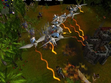 MegaGlest Free Real Time Strategy PC Game a fork from Glest2