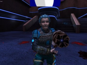 OpenArena Free Open Source FPS Game a Clone from Quake III