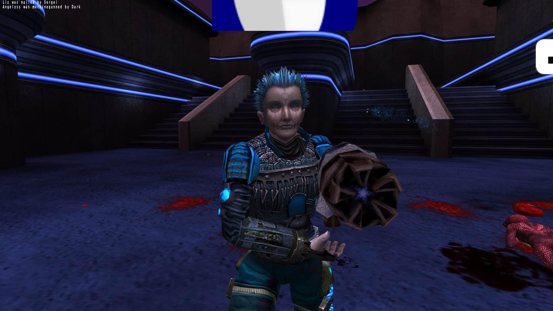 OpenArena Free Open Source FPS Game Clone of Quake III