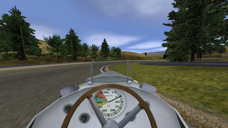 Speed Dreams - free and open source 3D racing video game