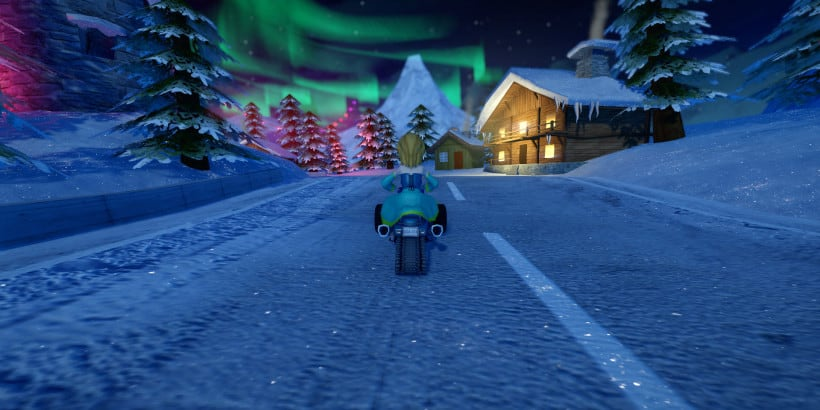 SuperTuxKart a Free Download Kart Racing Video Game Featuring the Linux Mascot Tux2