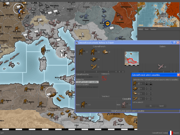 TripleA Turn Based Strategy Game based on Axis and Allies board game2