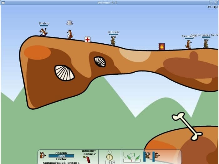 Warmux-Free-Open-Source-Turn-Based-Artillery-Games-Worms-Clone-