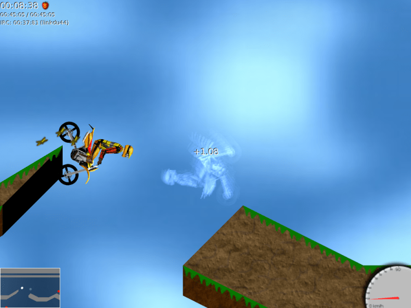 X-Moto - Free Download 2D Motocross Game, it's open source too !