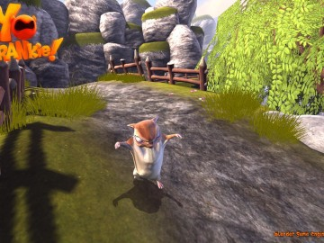 Yo Frankie Free Open Source Action Adventure Game2