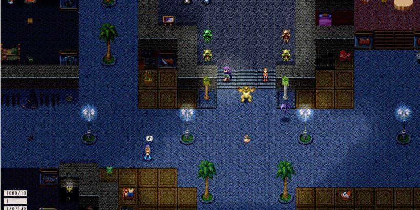 Elona a Free Roguelike RPG Game1