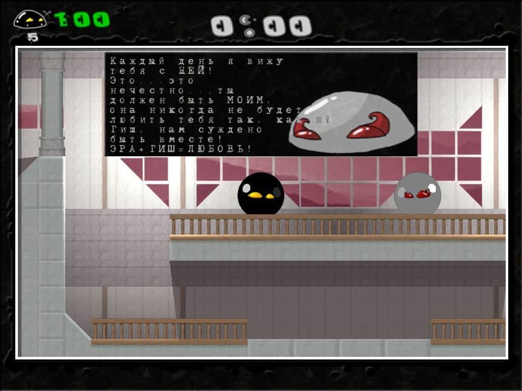 Gish - Free Download Open Source Platformer Side Scrolling Game