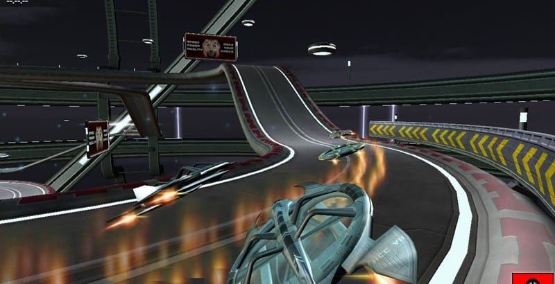 H Craft Championship Free Science Fiction Racing Games 2