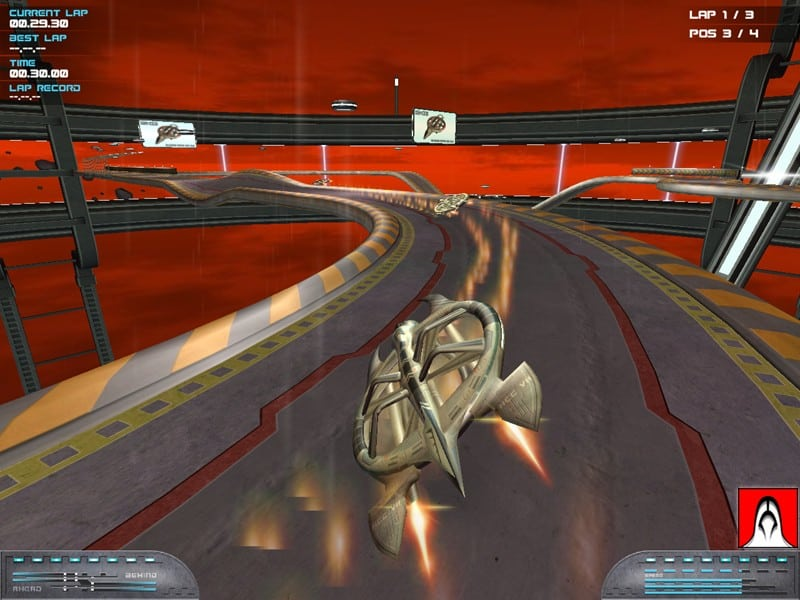 H-Craft Championship - Free Science Fiction Racing Games