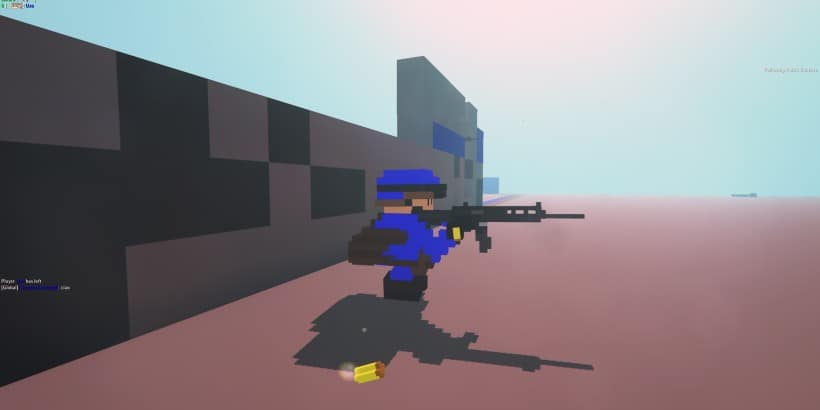 OpenSpades Free Open Source Sandbox Building and FPS in one game2
