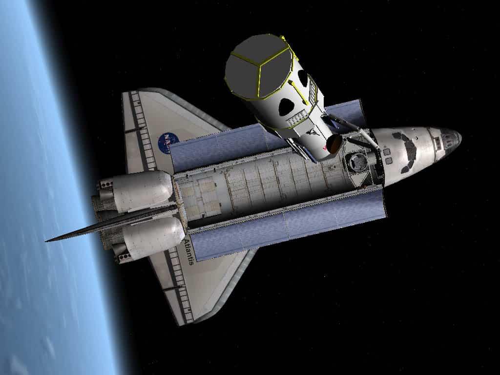 Orbiter - Freeware Realistic Space Flight Simulator
