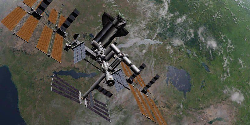 Orbiter Freeware Realistic Space Flight Simulator1