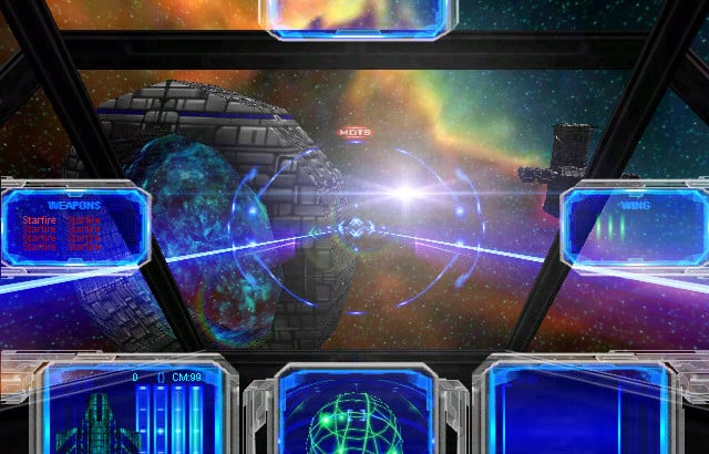 RiftSpace a Free Space Exploration and Combat Game