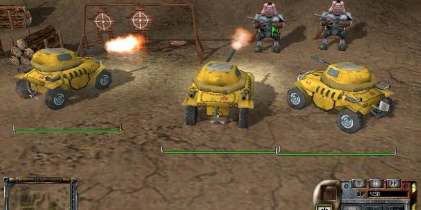 S.W.I.N.E. a Free Real Tactics Strategy Game 1