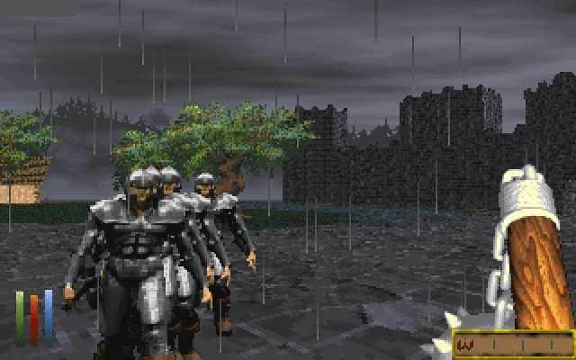 The Elder Scrolls II Daggerfall Freeware Fantasy Open World RPG Game 1