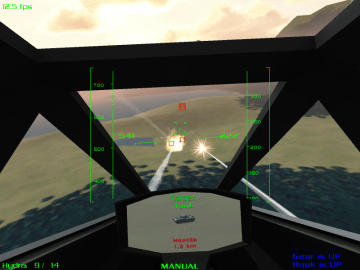 Thunder and Lightning a Futuristic Action Flight Simulator RTS Game2