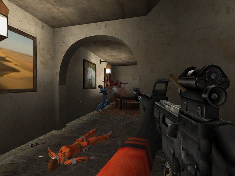 Urban Terror - a Free Multiplayer Tactical FPS Game