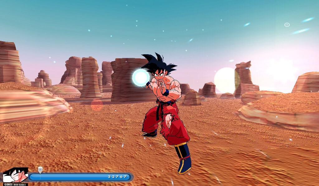 ZEQ2 Lite - a Free Dragon Ball Z Battle Game for PC