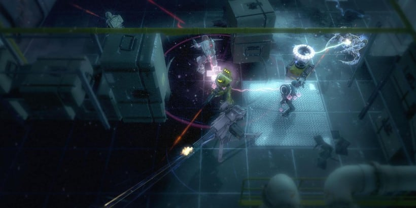Alien Swarm a free top down shooter game from Valve