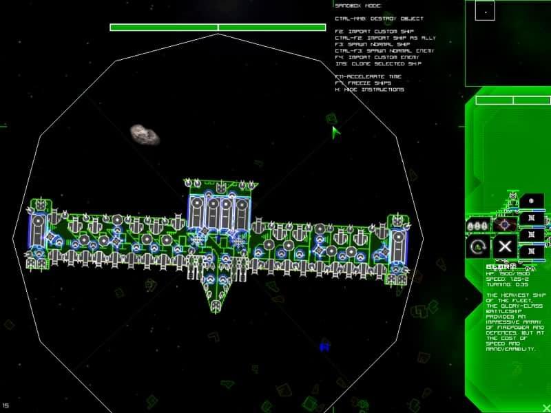 Battleships Forever - a Free Battleship RTS Game