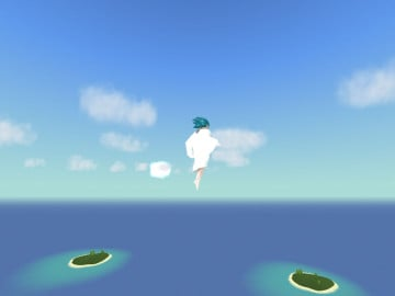 Cloud Free Indie Puzzle Game about an adventure to dream world 2