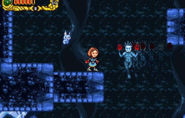 Eternal Daughter freeware action adventure game