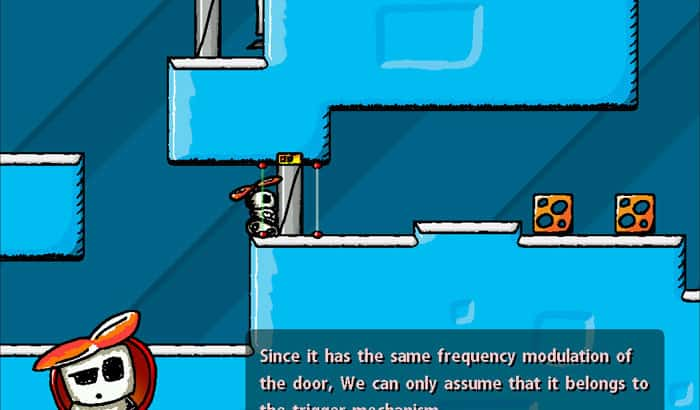 Temporal Freeware Time Travel Based Puzzle Game